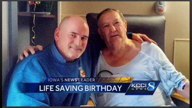 Man Having Heart Attack Saved by CPR